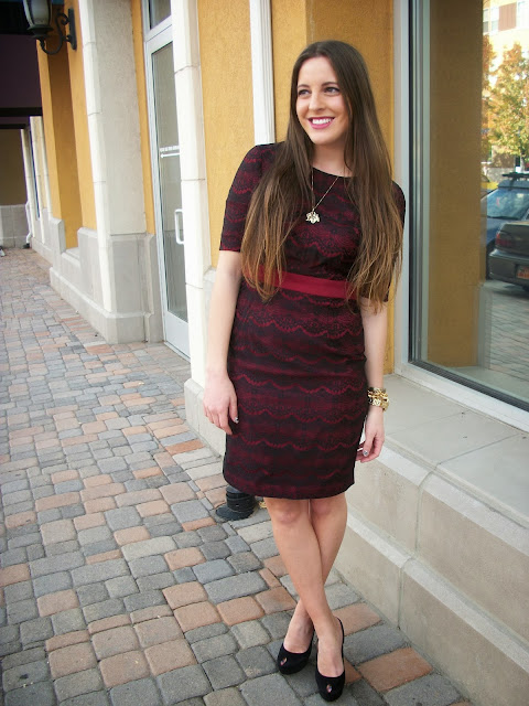 classy lace and a huge giveaway