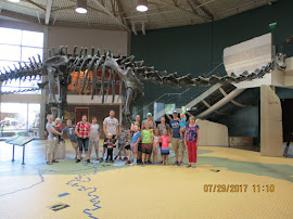 Visiting the Dinosaurs