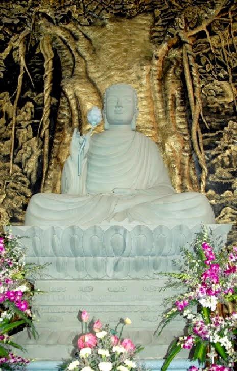 Phật Thích Ca-Thiền Viện Trúc Lâm Tây Thiên Vĩnh Phúc