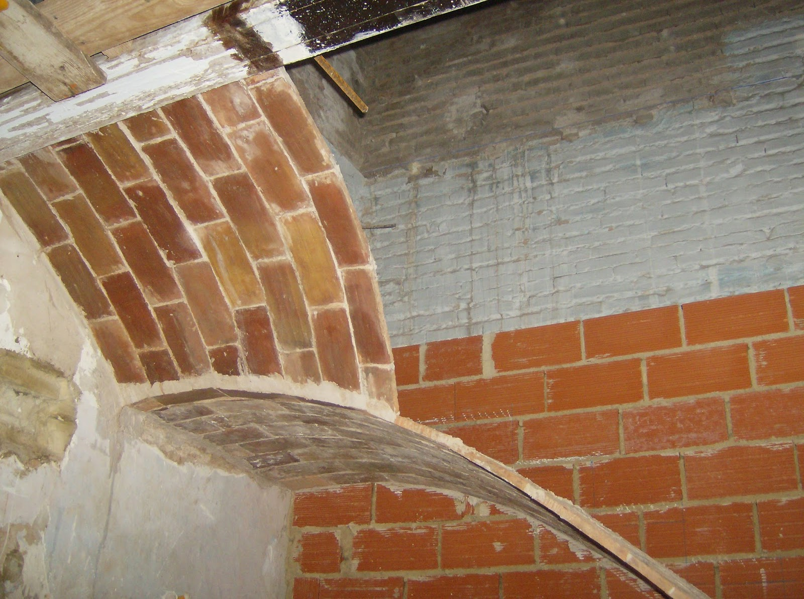 B veda tabicada salvador gomis avi o la escalera - Precio ladrillo macizo ...
