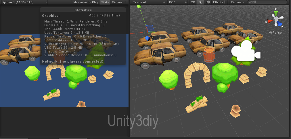how to make a mobile game in unity