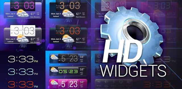 HD Widgets v3.7.1 Apk App