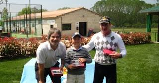 C.G. Rio Cabe ganador Copa Galicia Pitch & Putt 2012