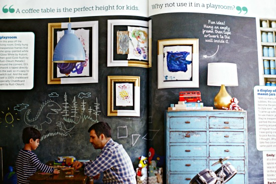 GREAT IDEAS FROM HGTV MAGAZINE