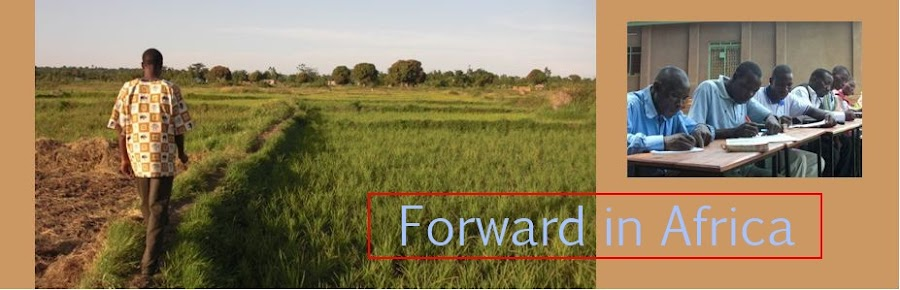 Forward in Africa