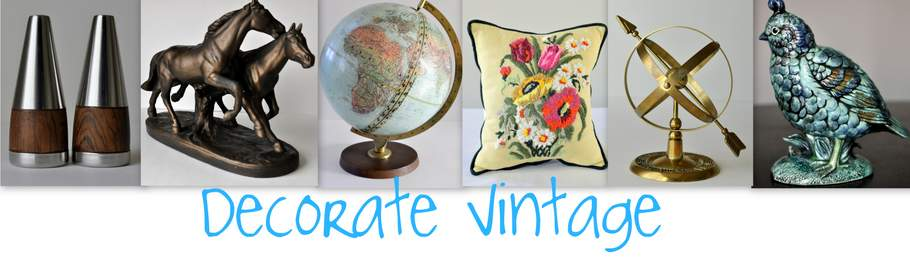 Decorate Vintage