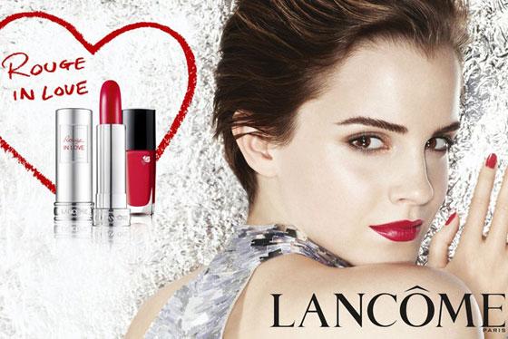 Emma Watson para Lancôme