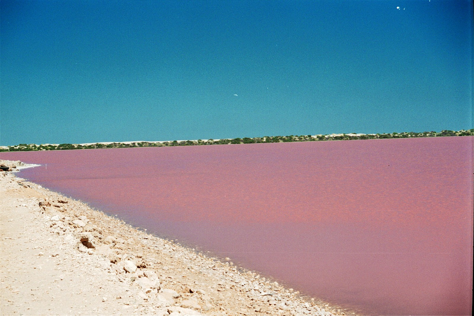 Orange Australia  city photos : World Visits: Pink Lake in Western Australia