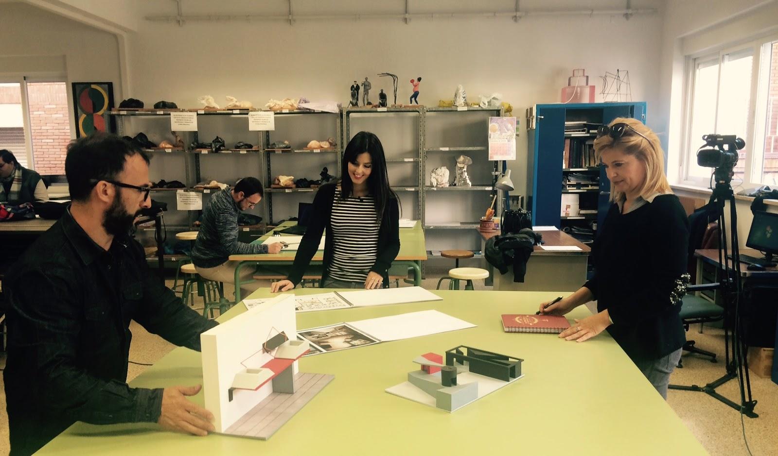 Dise o de interiores escuela de arte de motril for Escuelas diseno de interiores