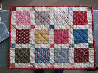 Poppenquiltje