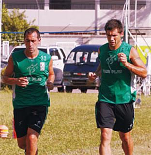 Oriente Petrolero - Pablo De Muner, Ronald García - DaleOoo.com página del Club Oriente Petrolero