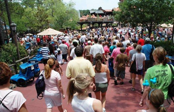 Parque Orlando Disney