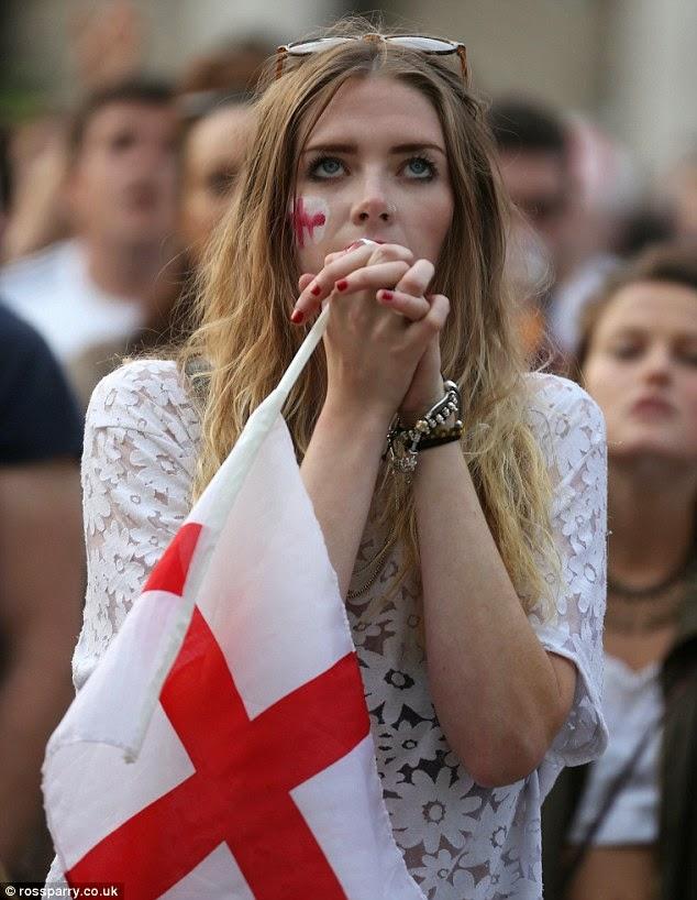 شاهد خروج انجلترا تصفيات العالم شاهد خروج انجلترا تصفيات العالم