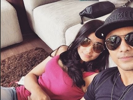 Sonya Fatmala dan Hengky Kurniawan Menikah