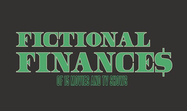 The Fictional Finances of Pop Culture