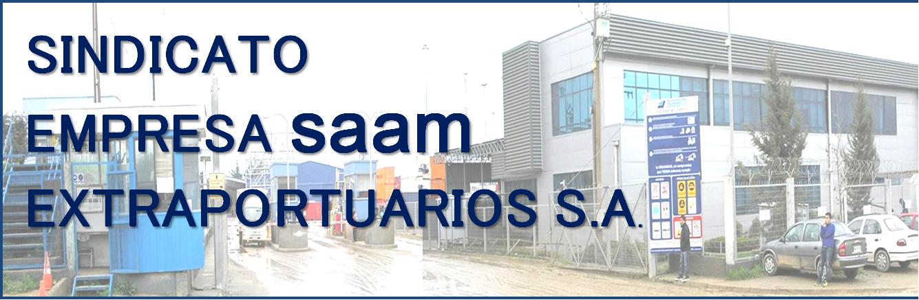 Sindicato Empresa Saam Extraportuarios S.A.