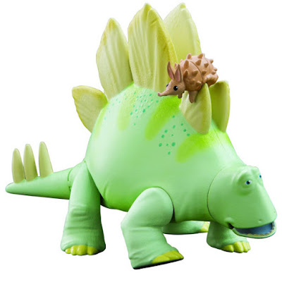 TOYS : JUGUETES - DISNEY El Viaje de Arlo  Mary Alice : Dinosaurio | Figura Grande - Muñeco   The Good Dinosaur Large Figure, Arlo  Producto Oficial Película 2015 | Tomy - Bizak | A partir de 3 años  Comprar en Amazon España & buy Amazon USA