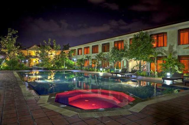 Siem Reap (Cambogia) - Myhibiscus Angkor Monarch Hotel & Resort 4* - Hotel da Sogno