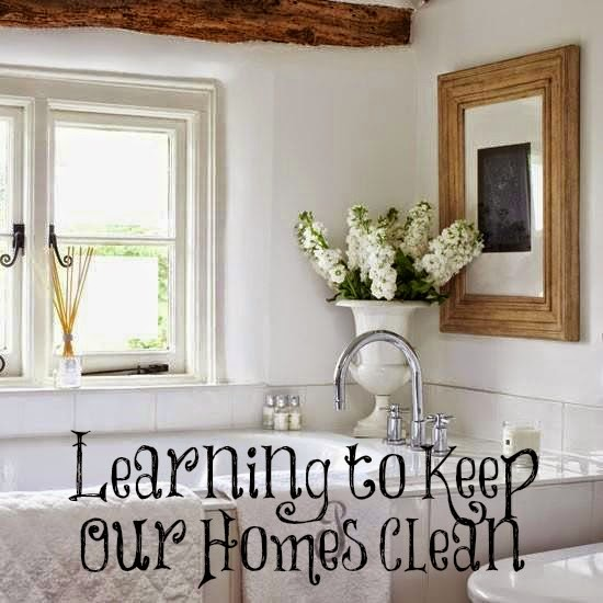 Exceptionnel Learning To Keep Our Homes Clean
