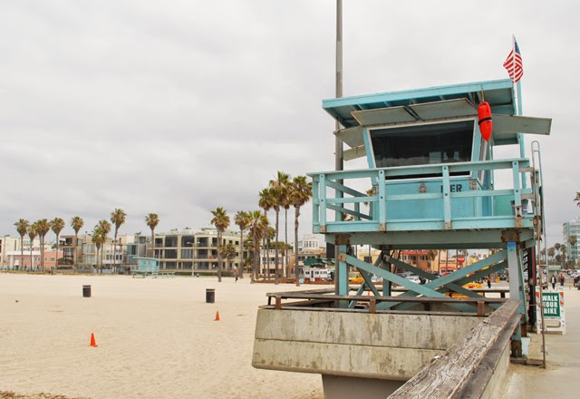 The Venice Beach Boardwalk | Em Busy Living