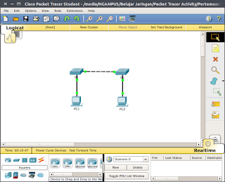 2.2.3.3 Packet Tracer - Configuring Initial Switch Settings