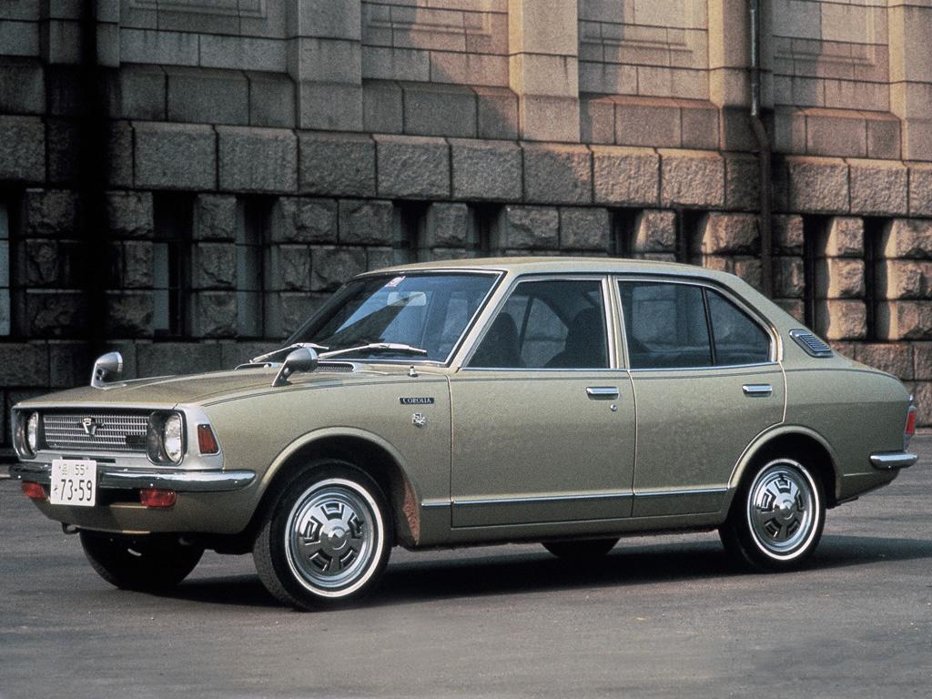 1970 Toyota Corolla Autos Post