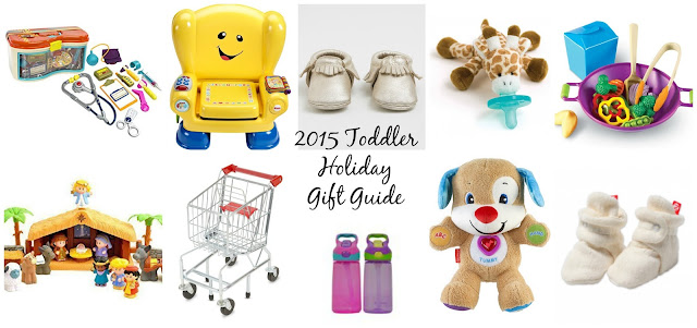 2015 Toddler Gift Guide
