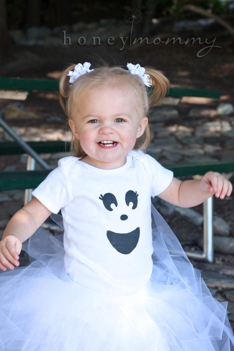 Honey Mommy: DIY Easy Ghost Costumes