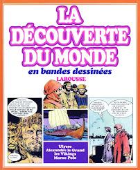 La découverte du monde en BD