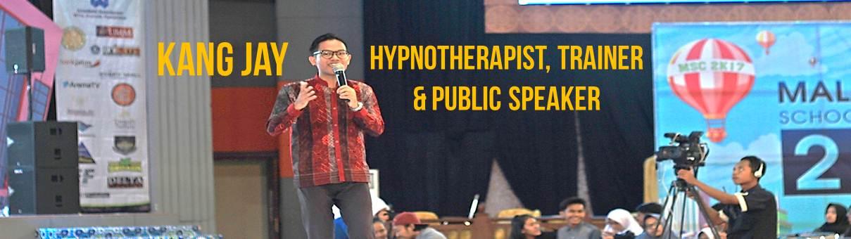 - KANG JAY  : HYPNOTHERAPIST, TRAINER & PUBLIC SPEAKER
