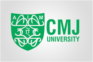 CMJ University India Students Course Rank Logo