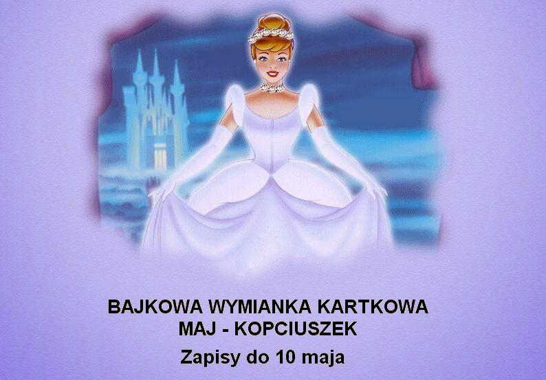 Bajkowa wymianka kartkowa