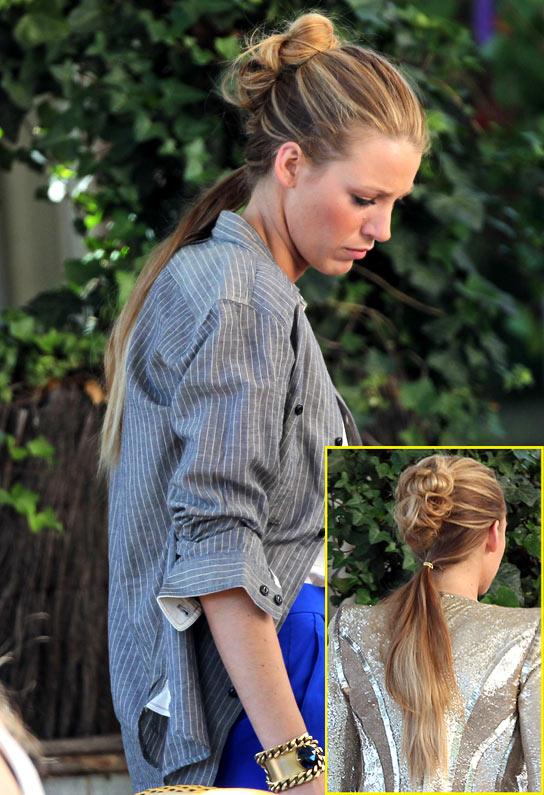 gossip girl serena van der woodsen hairstyles