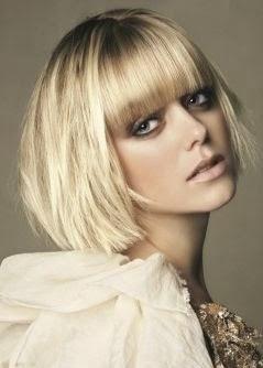 Kapsels Kort Haar Asymmetrisch 2015