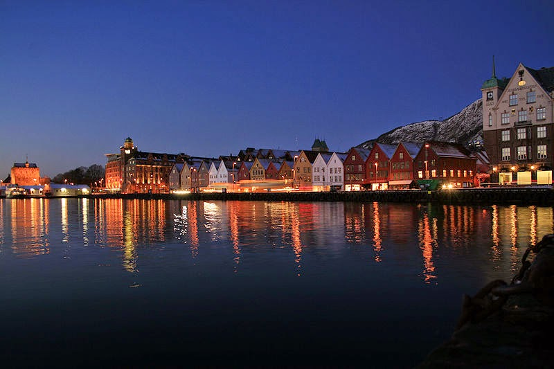 informacion sobre noruega: