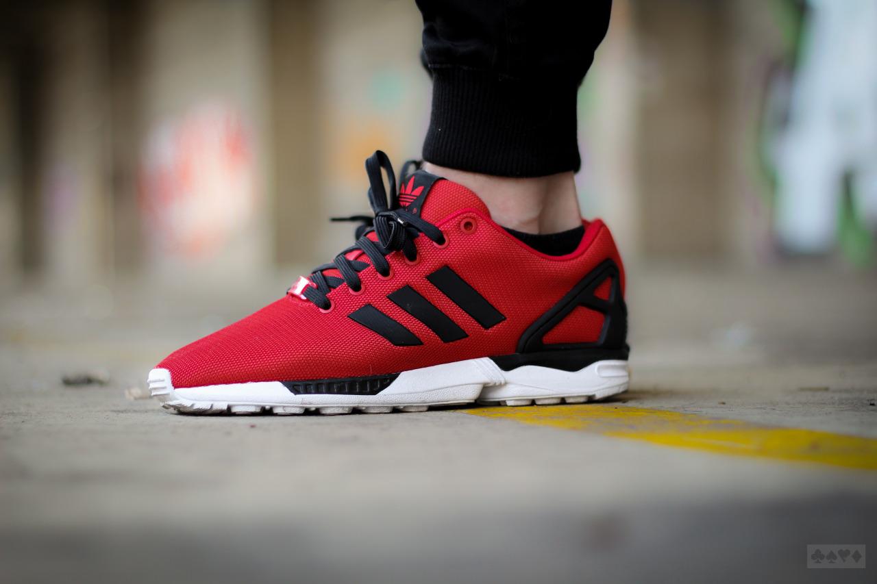 kasut adidas zx flux