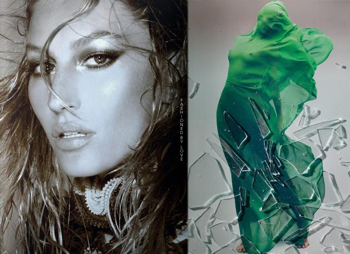 Best new fashion books Winter 2016 / Gisele Bundchen photo biography book  via www.fashionedbylove.co.uk