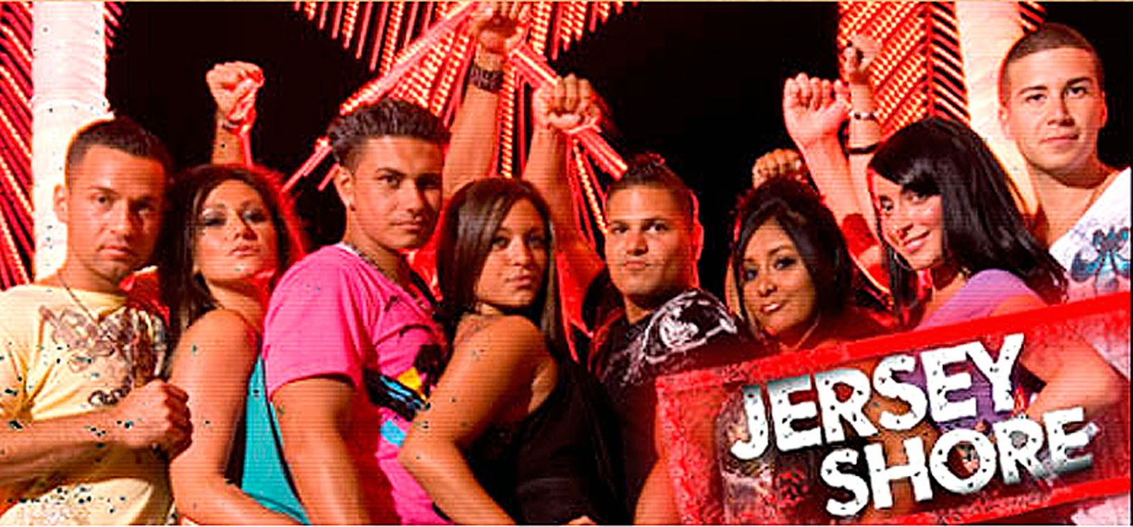 why jersey shore is so popular Mtv's jersey shore made the most iconic mark on today's pop culture with  these legendary  i'm gonna stand in the middle so it looks like a big dck.
