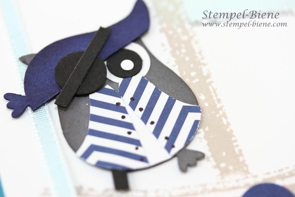 Piratengeburtstag, Piratenkarte, Stampin Up Eulenstanze, Kindergeburtstag, Geburtstagsdeko Piratengeburtstag