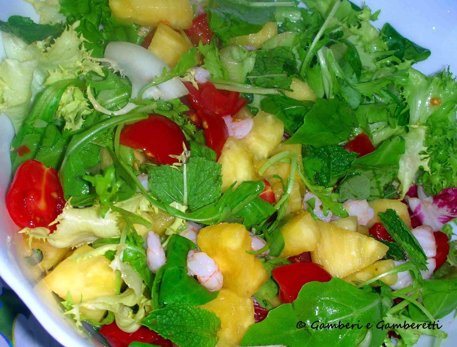 Friss, nyári saláták