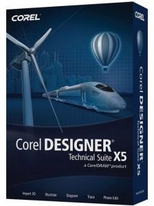 Download O Corel DESIGNER Technical Suite X5 v.15.2.0.686