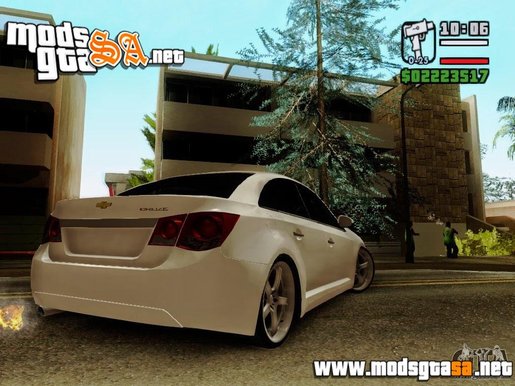 SA - Chevrolet Cruze