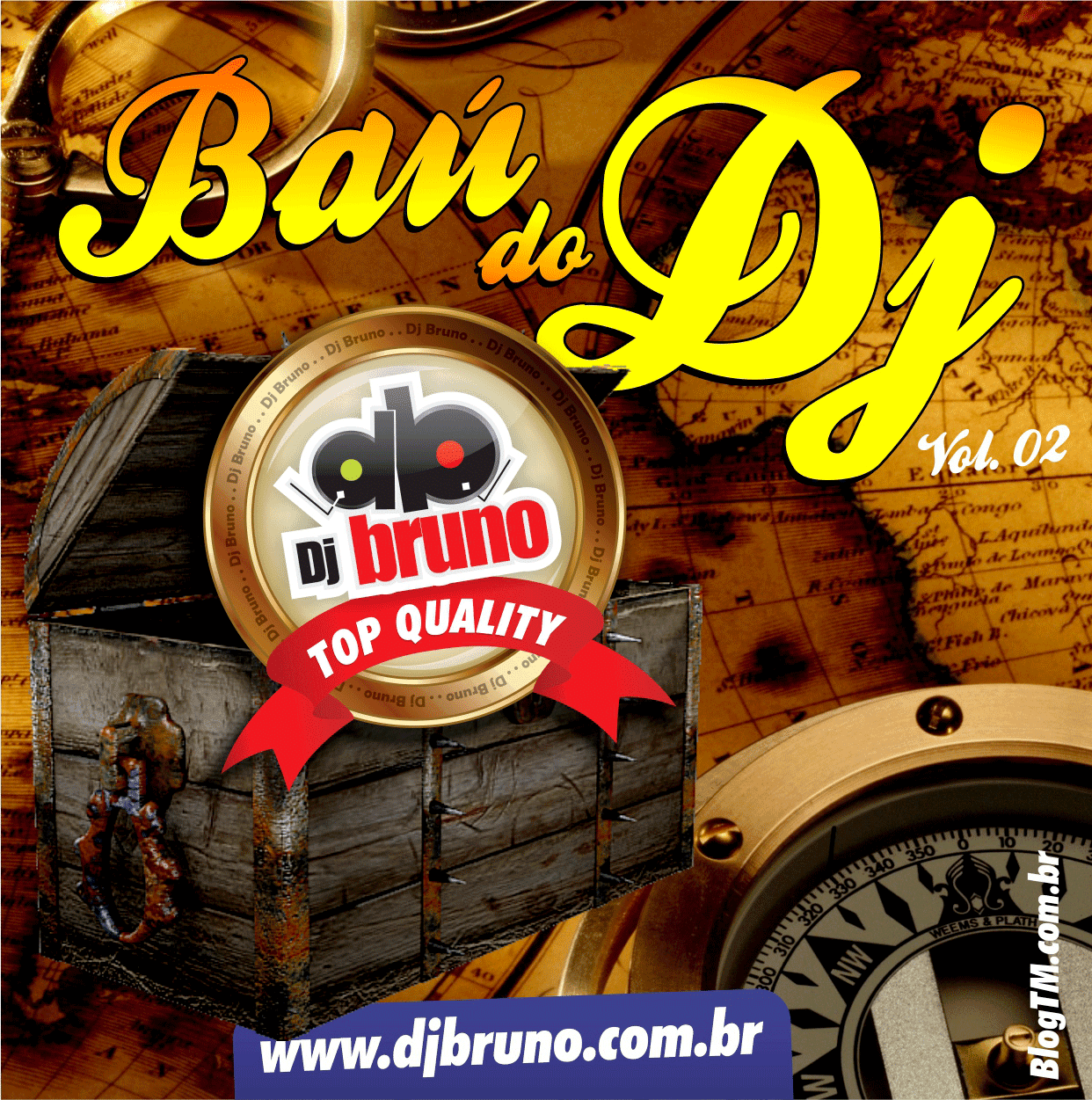 Dj Bruno Granado - Ba� do Dj Vol.02
