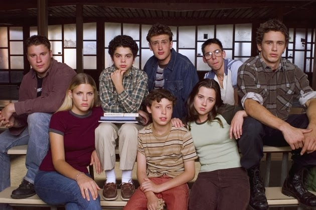 Photo de groupe freaks and geeks