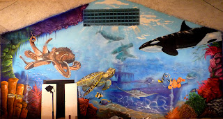 Murales marinos XXL