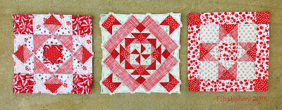 Salinda Rupp Quilt Blocks (Nearly Insane)