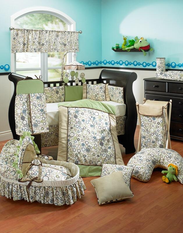 Decoraci n de cuartos dormitorios paredes cortinas for Cortinas para cuarto de bebe