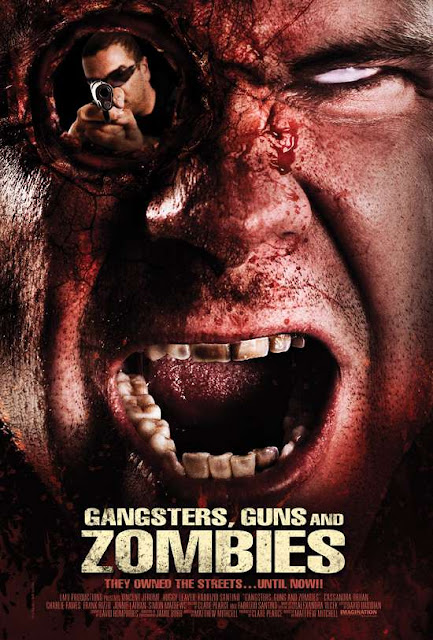 Gangsters, Guns And Zombies (2012) DVDRip 350MB MovieLinks