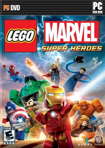 Lego Marvel Super Heroes [Español]