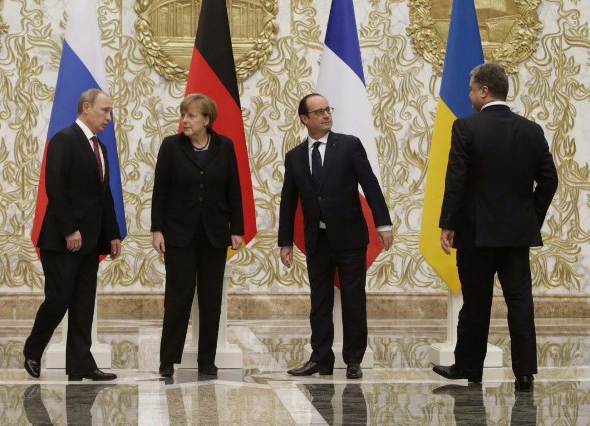 Ukrajna, ukrán válság, Oroszország, Vlagyimir Putyin, Angela Merkel, minszki tárgyalások, donyecki szakadárok, Kelet-Ukrajna, minsk peace talks